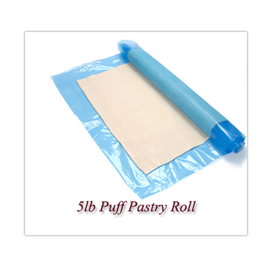 5lb puff pastry roll